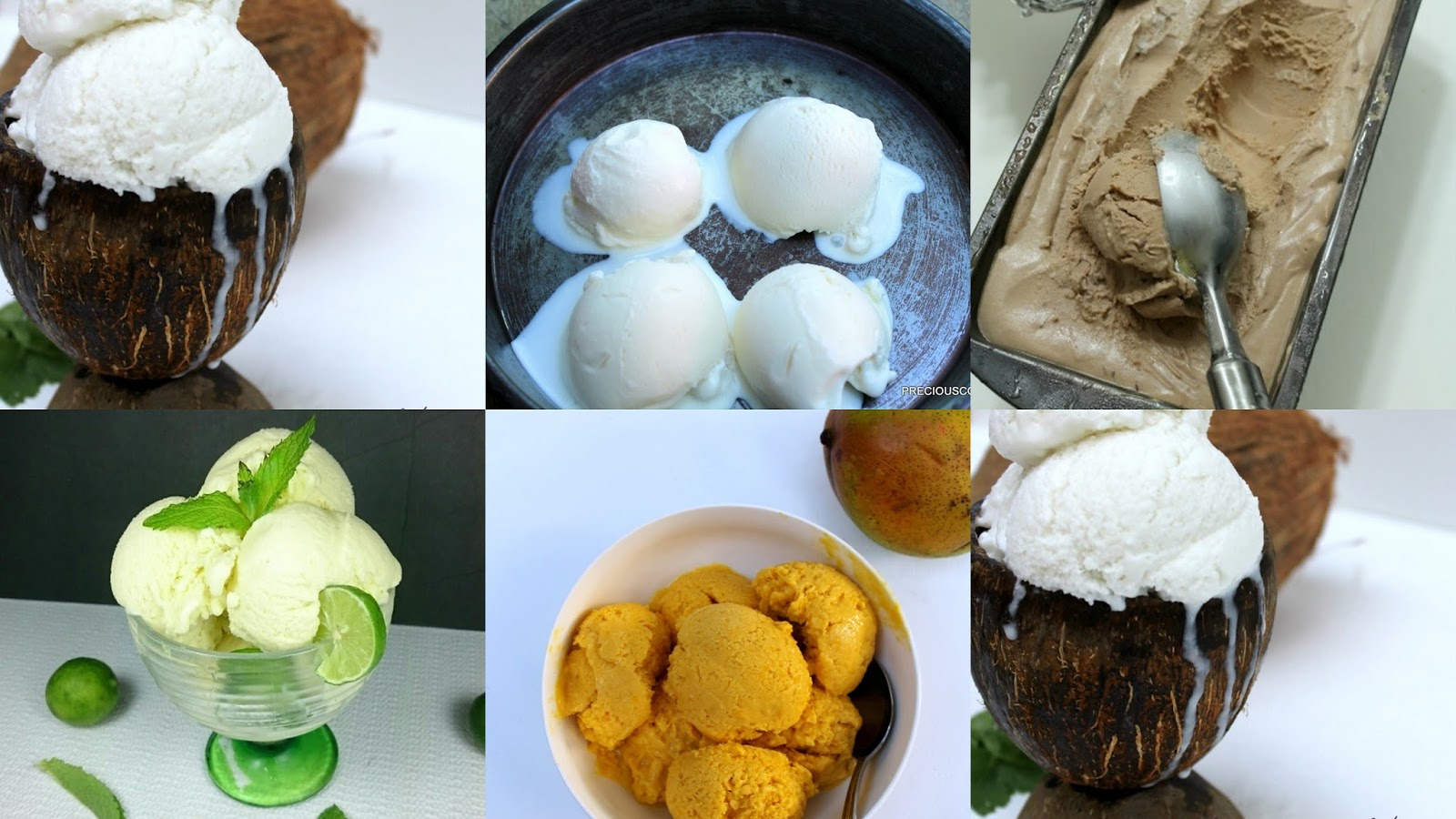 5 Epic Ice Cream Recipes by Precious Nkeih