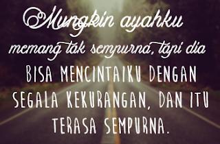 Gambar DP BBM Kata Kata Kangen Ayah Ibu