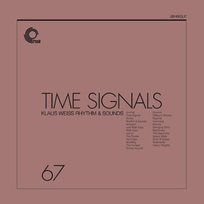 Klaus Weiss Rhythm & Sounds Time Signals