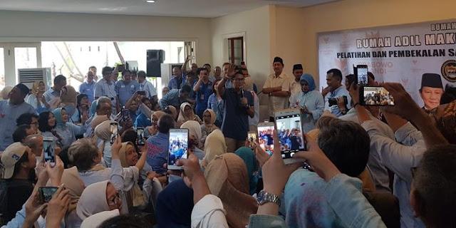 Sandiaga: Tuhan Sudah Mencatat Presiden dan Wakil Presiden 2019