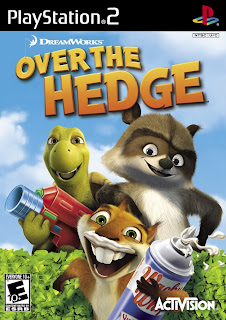 Over The Hedge (PS2) 2006