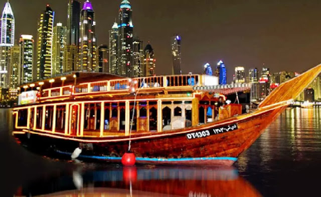 dubai honeymoon packages from india
