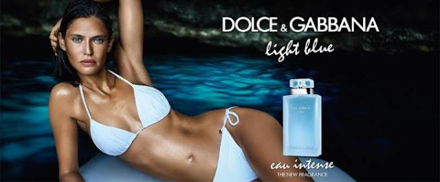 Light Blue Eau Intense Pour Femme by Dolce & Gabbana