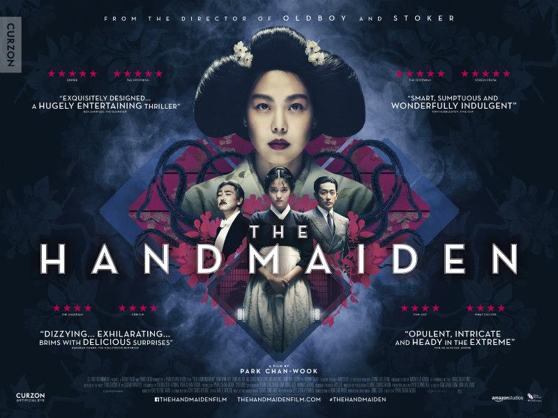the handmaiden poster