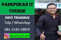 Info Training IT & Les Komputer
