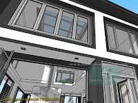 Atap Kaca Void Murah Desain Menawan