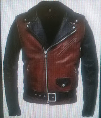 Jaket Kulit The Ramones, Beli Jaket Kulit Ramones, Jual Jaket Kulit Ramones Bandung
