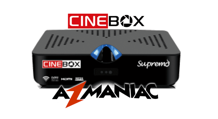 Cinebox Supremo Duo HD