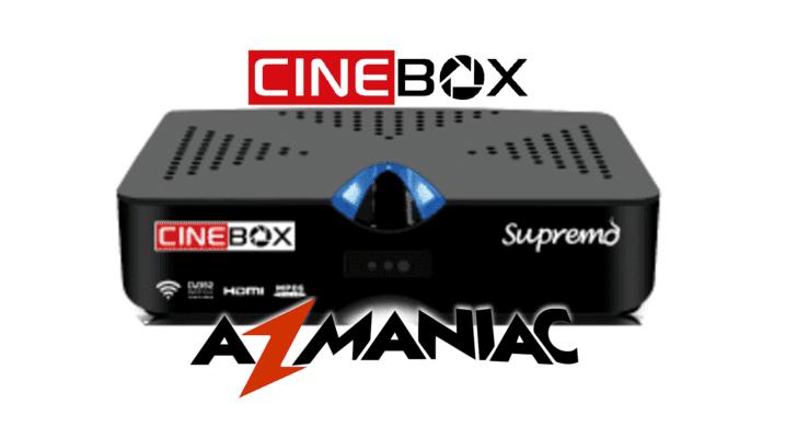 Cinebox Supremo Duo HD