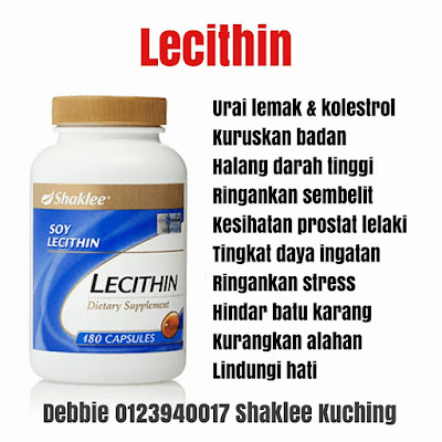 Manfaat Lecithin Shaklee