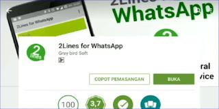 cara membuat akun whatsapp banyak