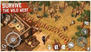 Westland Survival Mod Apk v0.8.7 MMORPG Money for android