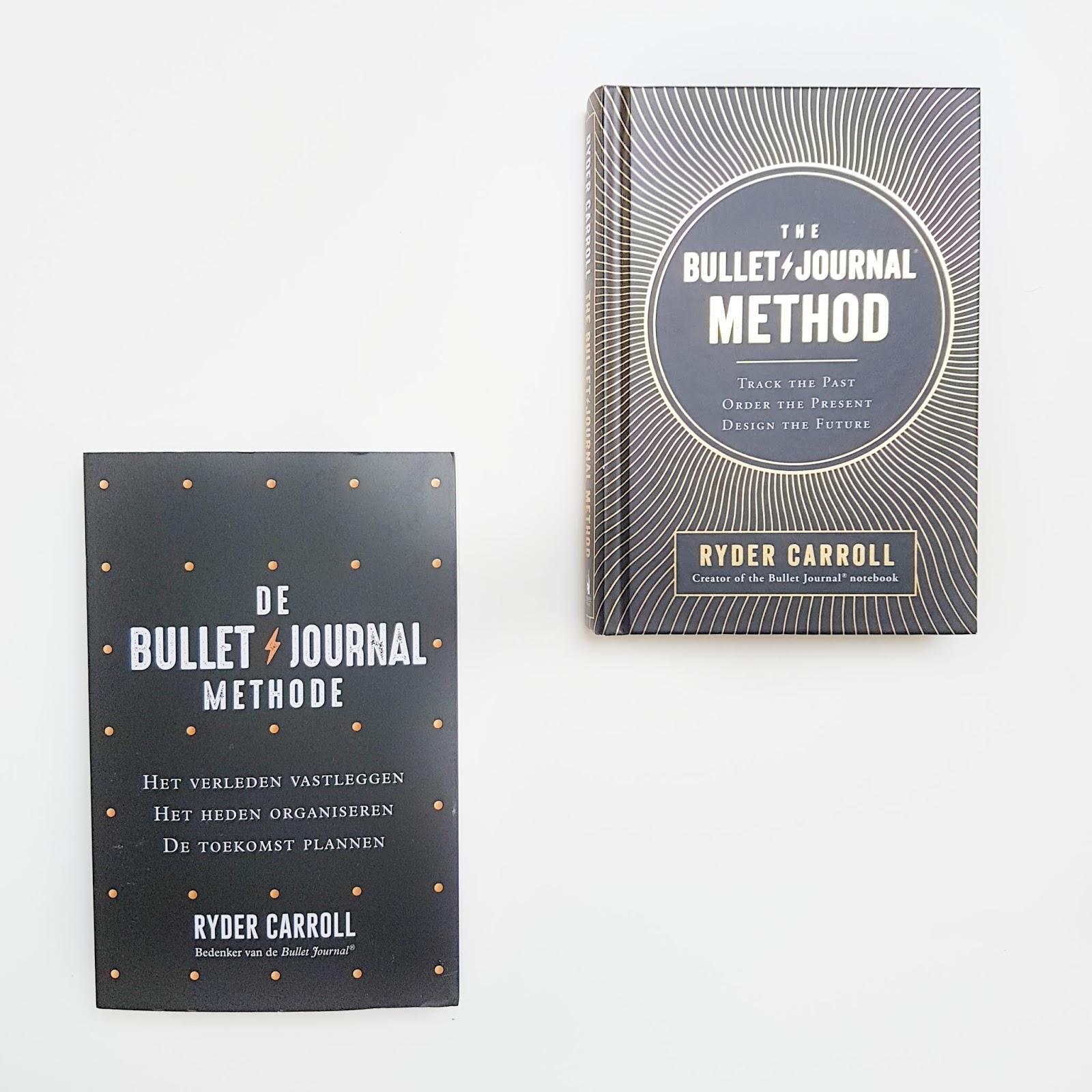 Waarom Dit Boek: 5 Redenen Waarom Je The Bullet Journal Method Moet Lezen