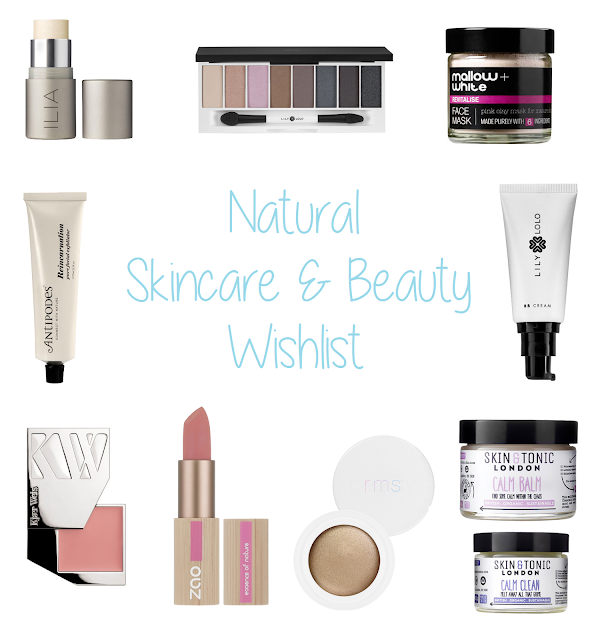 August's Natural Skincare & Beauty Wishlist with Naturisimo