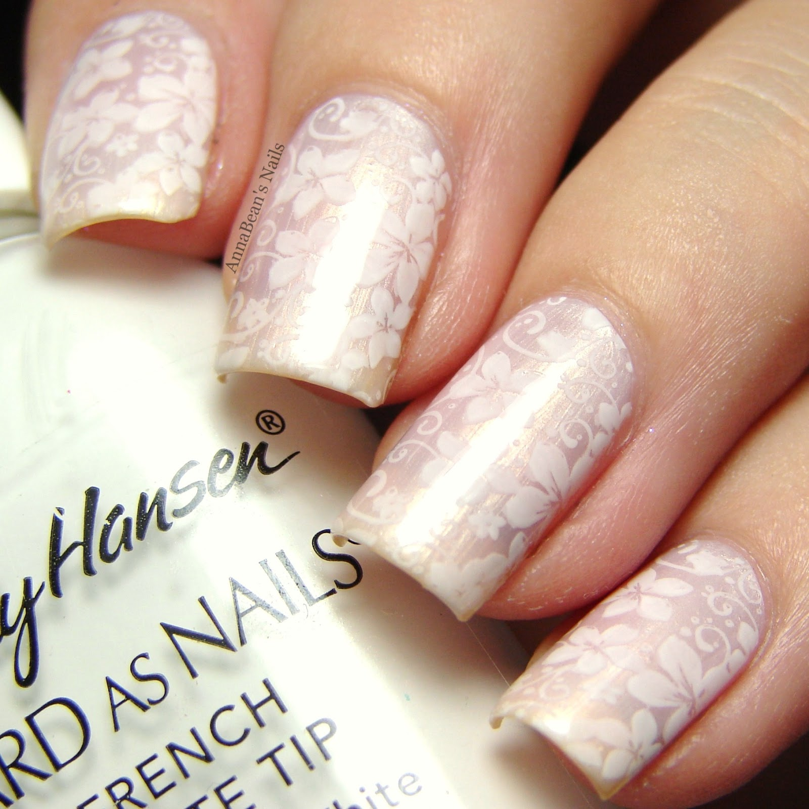 AnnaBean's Nails: A 2 Z: E is for Elegant
