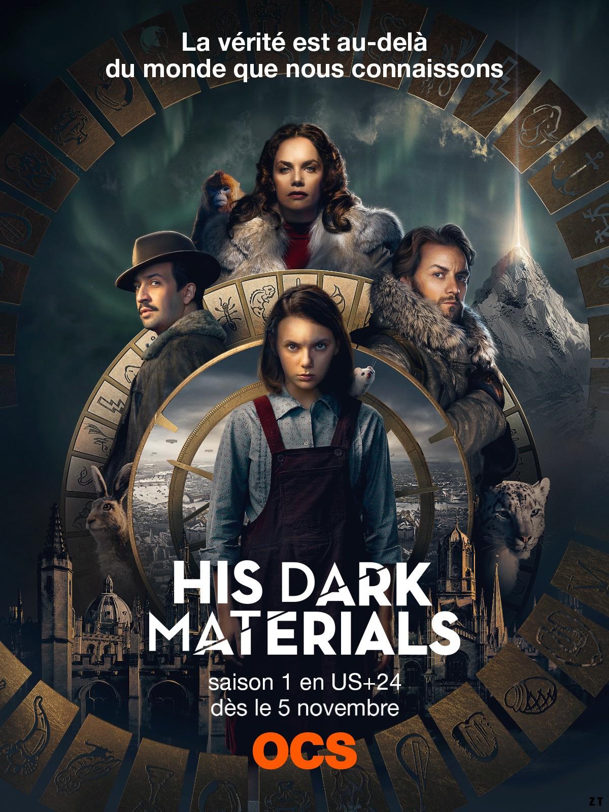 His Dark Materials – Saison 1 [Streaming] [Telecharger]