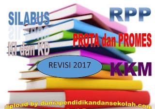 DOWNLOAD LENGKAP RPP,PROTA,PROMES,PEMETAAN KI,KD REVISI 2017 LENGKAP KELAS 1,2,4,5 KURIKULUM 2013 REVISI 2017