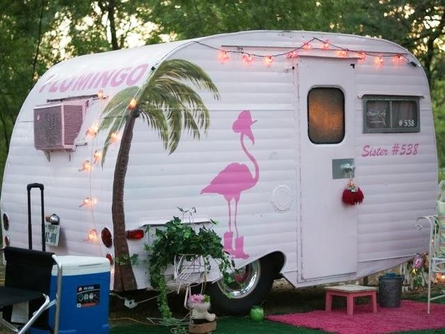 Caravan Flamingo