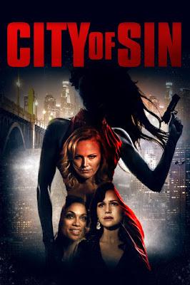 City Of Sin 2016 DVD Custom NTSC Sub