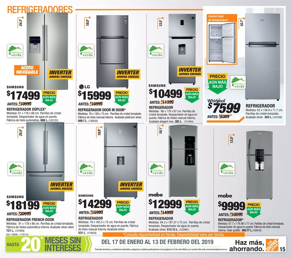 Catalogo Home Depot 2019 Expo Ba 241 Os Catalogos Online