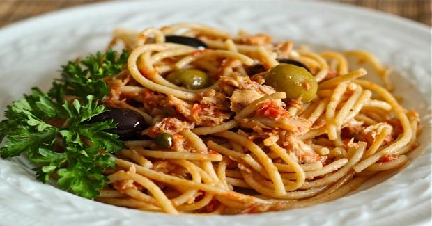 Mediterranean Tuna Pasta Recipe