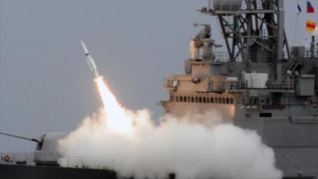 Armada de Taiwán dispara por error un misil supersónico hacia China