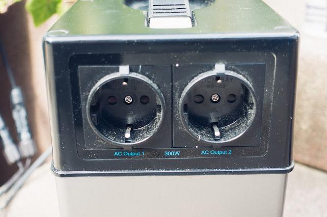 Suaoki 400Wh Mobiler Energiespeicher 03