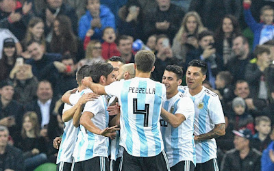 Argentina plans two friendlies ahead Russia 2018 World Cup