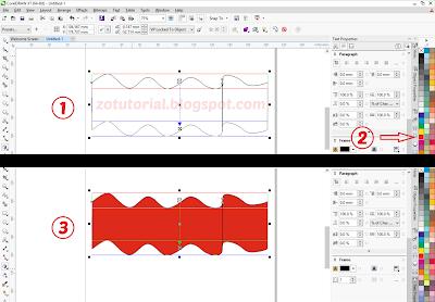 Tutorial Membuat Bendera Dengan Menggunakan CorelDraw X7