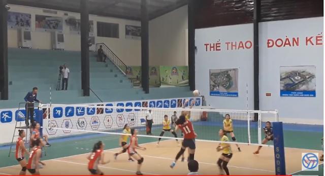 VBK giải hạng A toàn quốc 2018: Nữ TPHCM thắng ngược