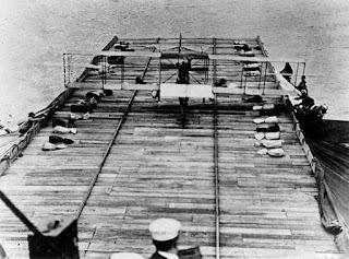 """Первый в мире авианосец """"Пенсильвания"""""""