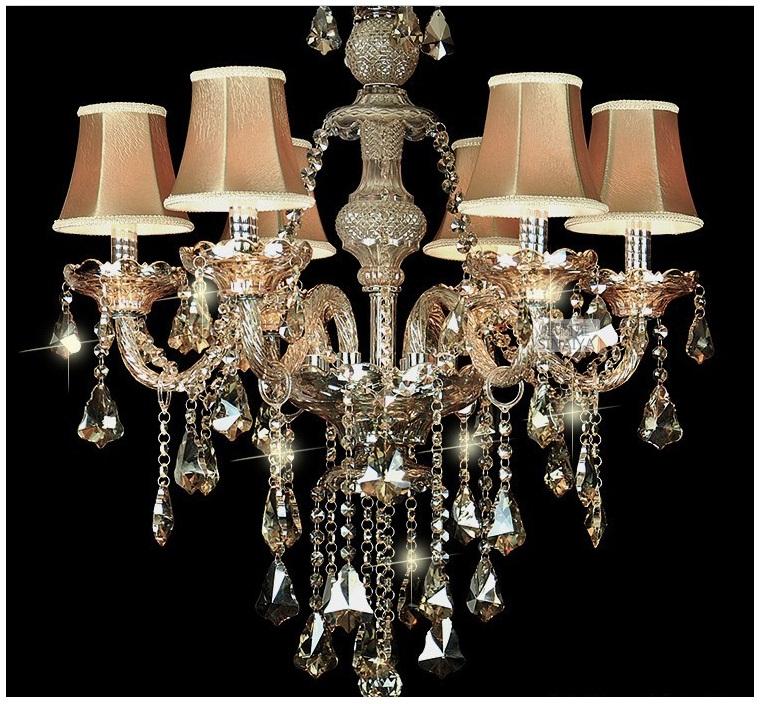 modern chandelier lamp shades