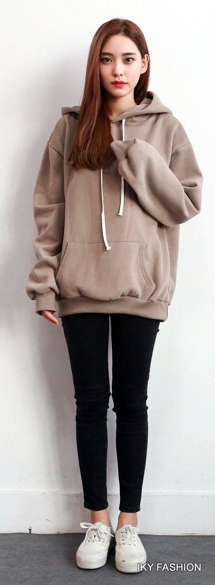 model Sweater Tebal cewek kekinian ala korea