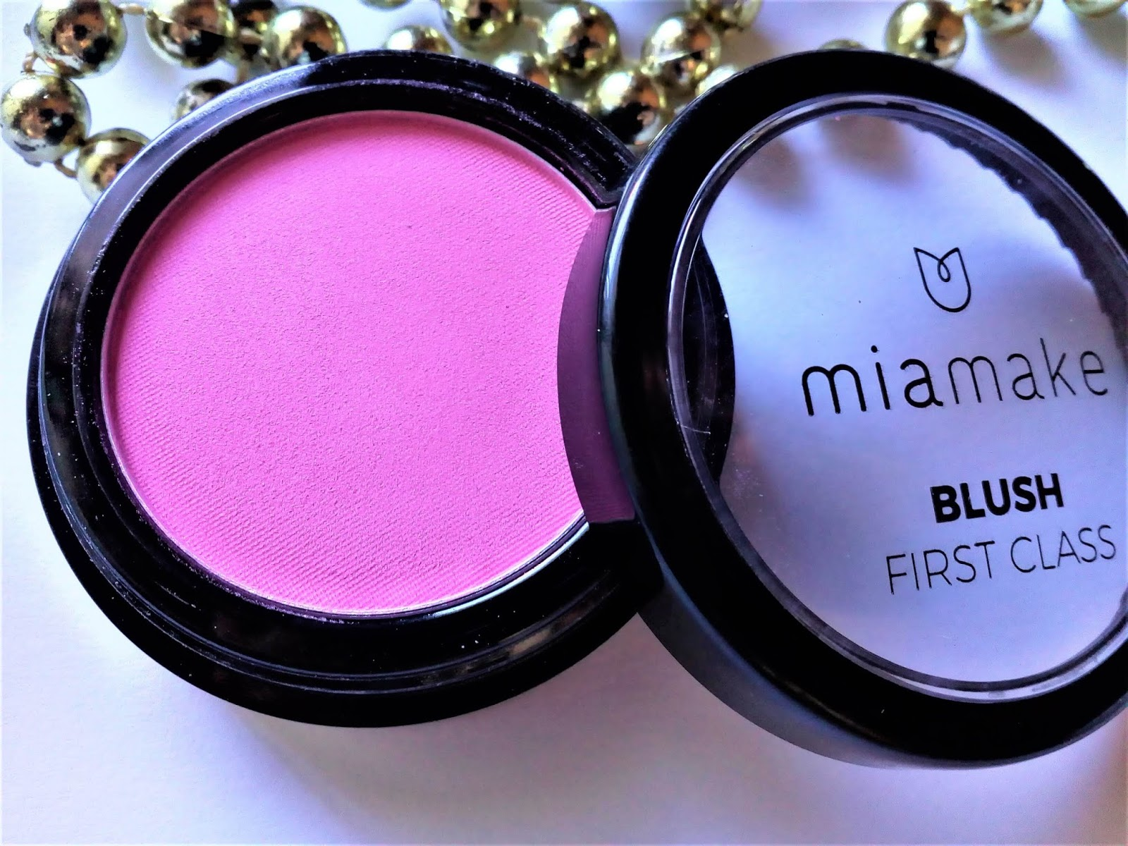 Resenha: Blush First Class da Mia Make