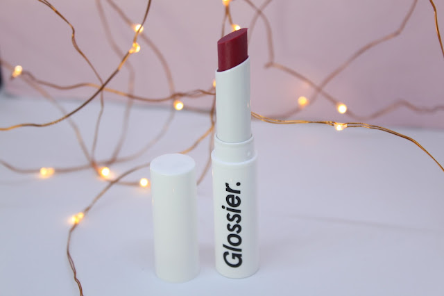 Glossier Cosmetics Arrive in the UK - Glossier Generation G 'Crush' Lipstick