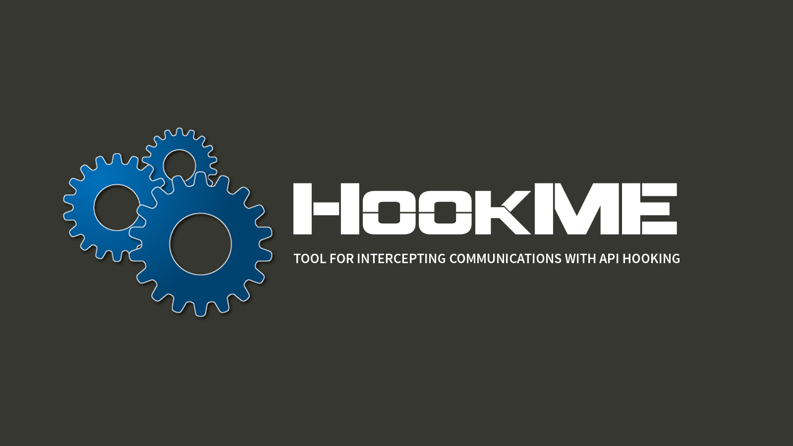 HookME - Tool For Intercepting Communications with API Hooking