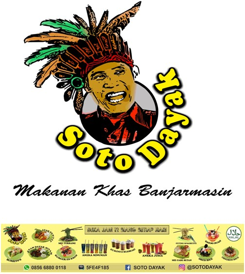 Wirausaha Kuliner Batam Soto Dayak