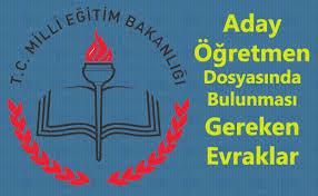 Ataması Yapılan Sözleşmeli Aday Öğretmenlerin Yetiştirme Programı