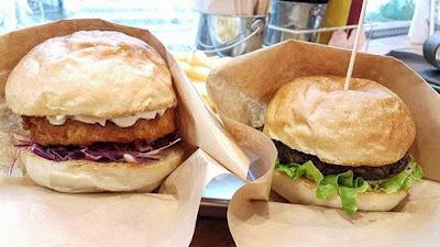 Ain Soph Ripple Vegan Burgers