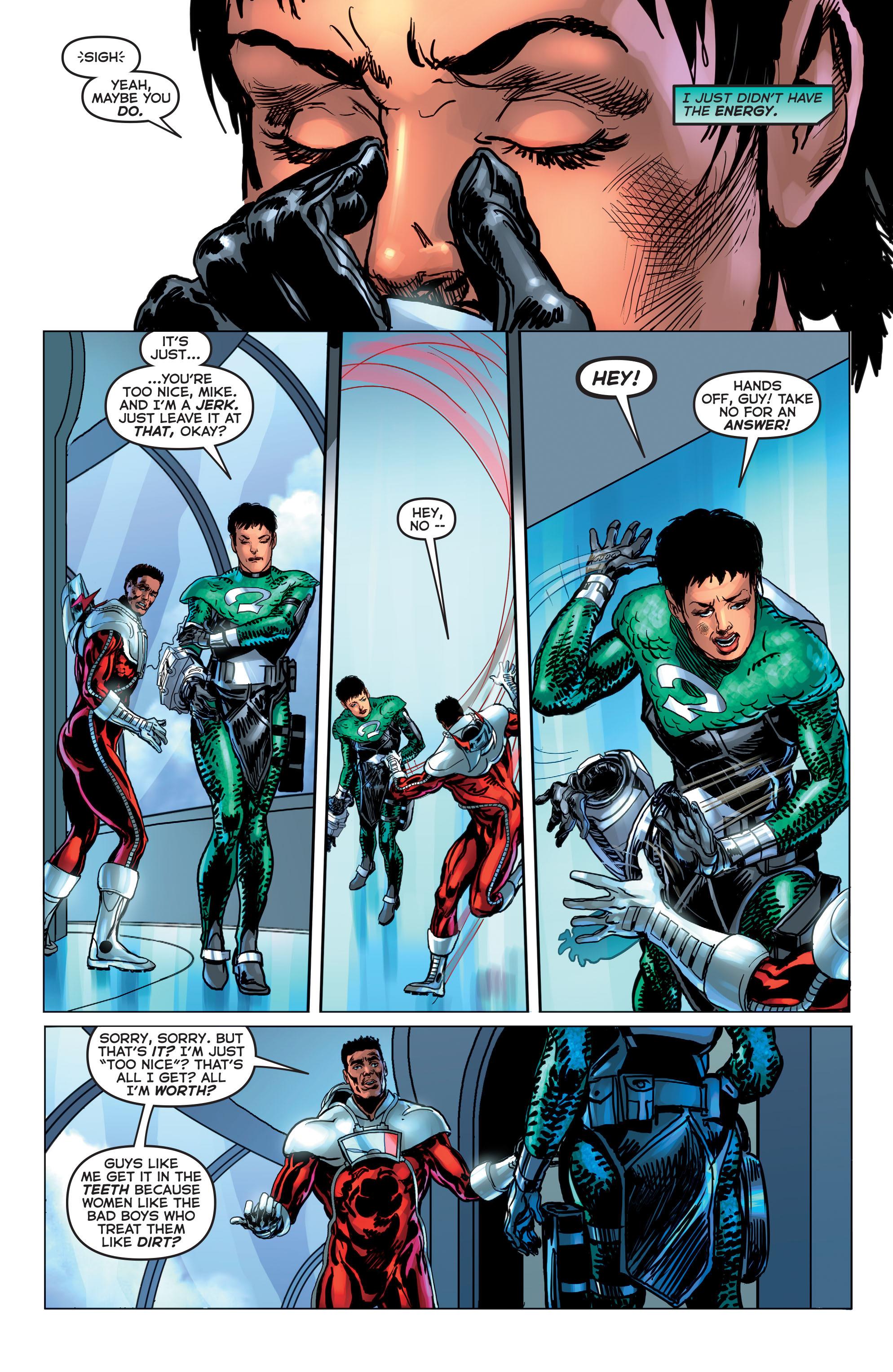 Read online Astro City comic -  Issue #20 - 14