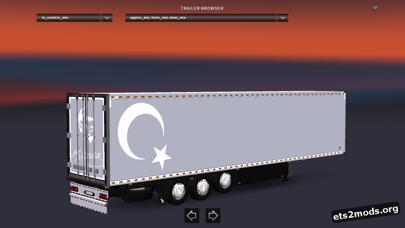 Trailer Turkish Job