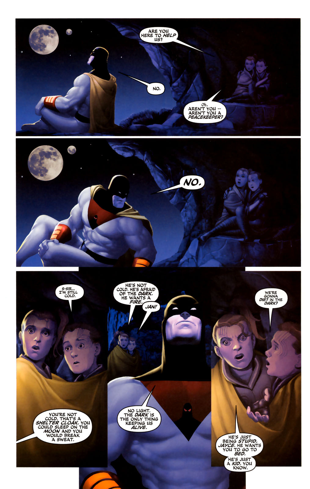 Read online Space Ghost (2005) comic -  Issue #4 - 13
