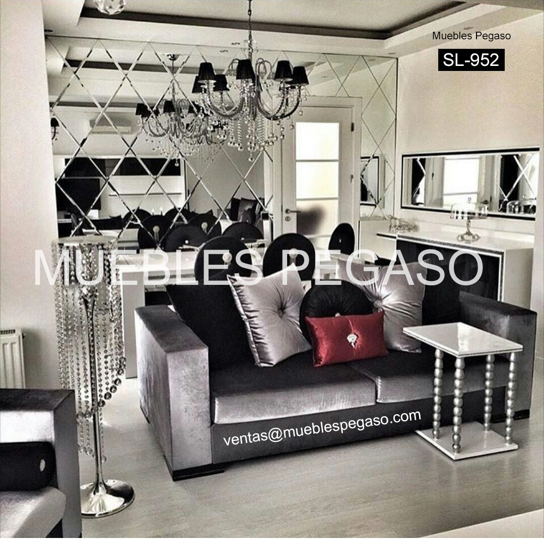 Muebles pegaso modernos muebles de dise o salas - Diseno de muebles de sala ...