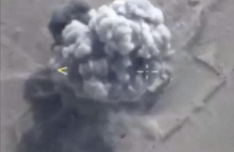 Rusia Bombardir Sisa-sisa Markas Daesh di Suriah