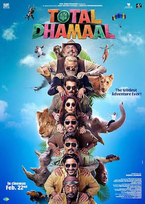 Total Dhamaal 2019 pDVDRip Full Hindi Movie Download HD