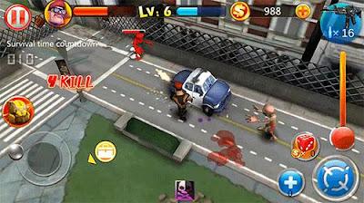 Zombie Street Battle v1.0.0 Mod Apk