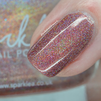 Sparklea Nail Polish Truth or Dare?