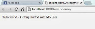 How to deploy  a MVC project  from inbuilt server to localhost