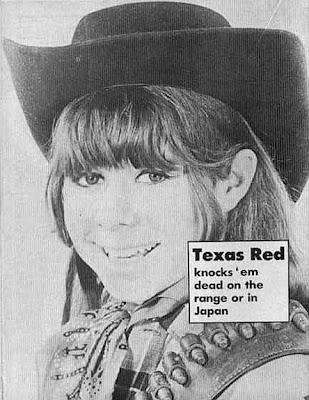 Texas Red - Female Wrestling
