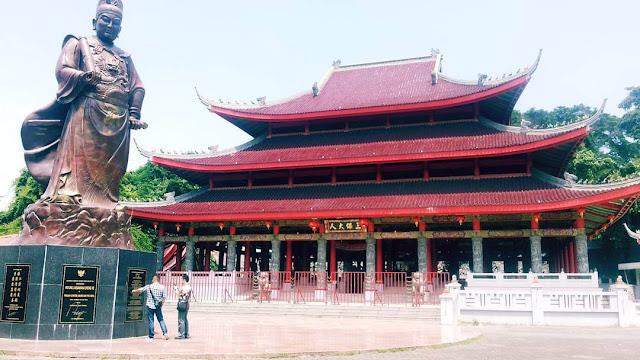 Info Lengkap Sam Poo Kong, Wisata Sejarah di Semarang yang Wajib Dikunjungi